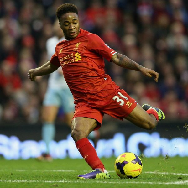 raheem sterling 2014 top soccer players