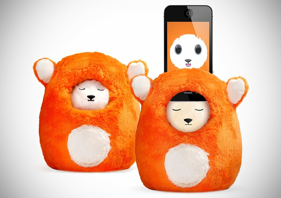 Best Smart Toys For Kids Reviewed : Ubooly gets stuffed with technology hot kids tech toys