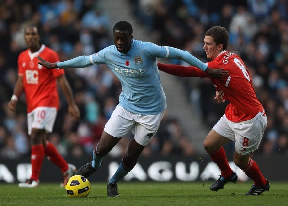 yaya toure 2014 top soccer players images