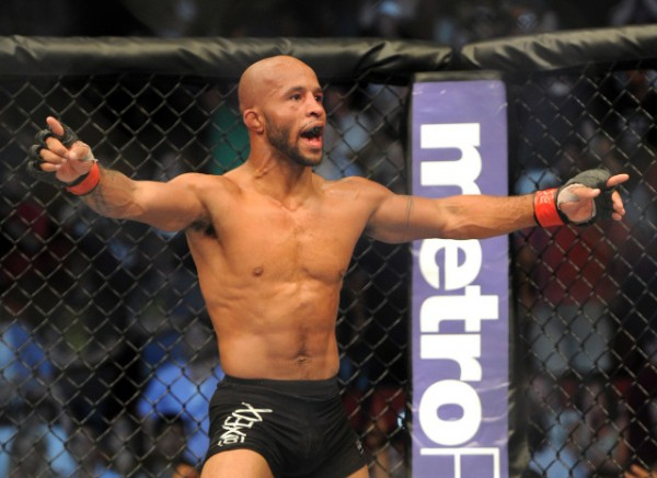 demetrius johnson top ufc fighter 2014 images