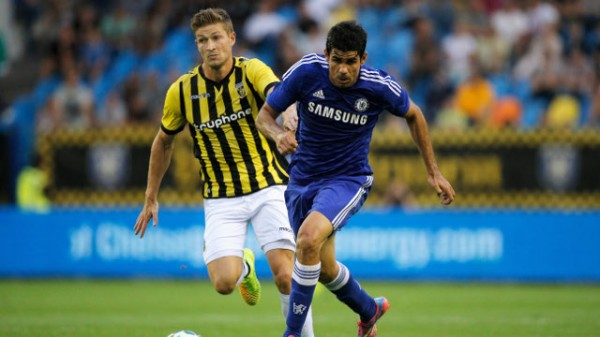diego costa bulge for chelsea soccer winner 2014 images