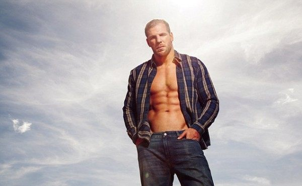 james haskell shirtless rugby gay bulge interview images with garth thomas