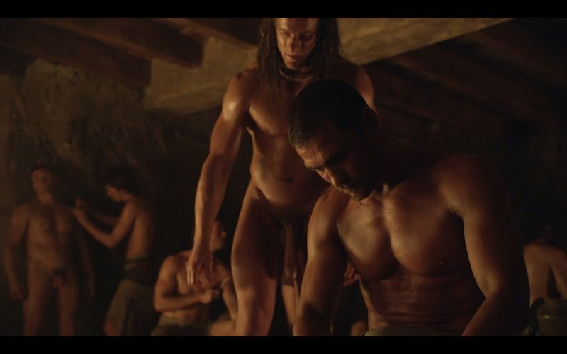 Spartacus blood and sand sex images