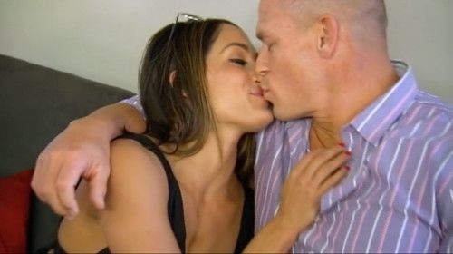 john cena bulge with nikki bella total divas images 2014