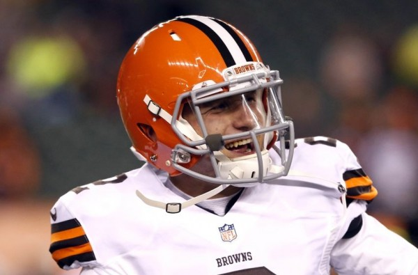 johnny manzel bulge for cleveland browns images 2014 nfl