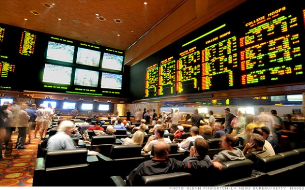 nba legalizing gambling 2014