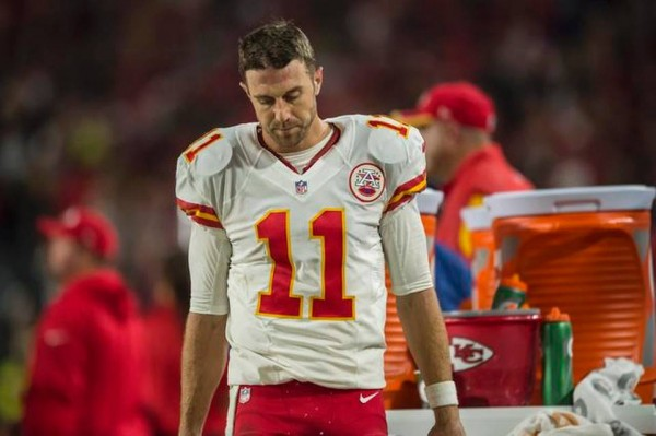 kansas city chiefs loser alex smith loses arizona match nfl 2014 images