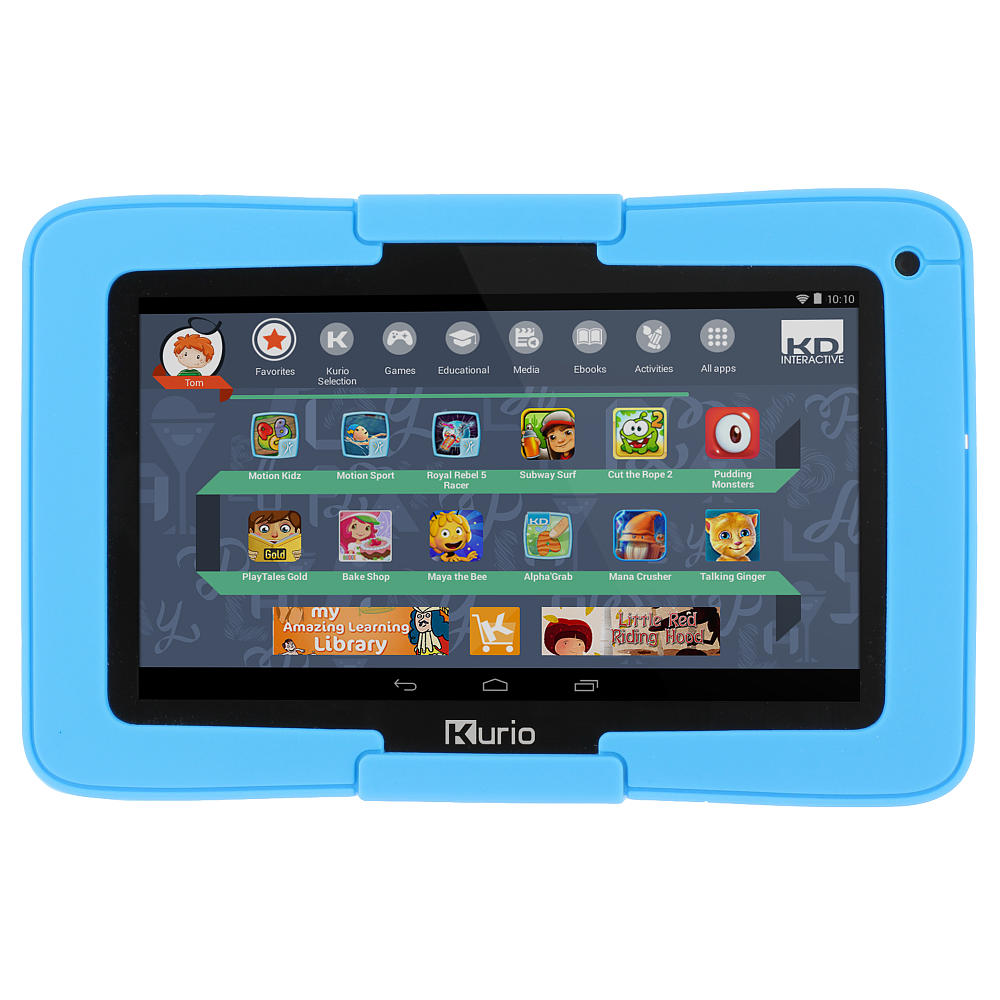 Kurio xtreme review hot kids tablets for holiday 2014 movie tv tech
