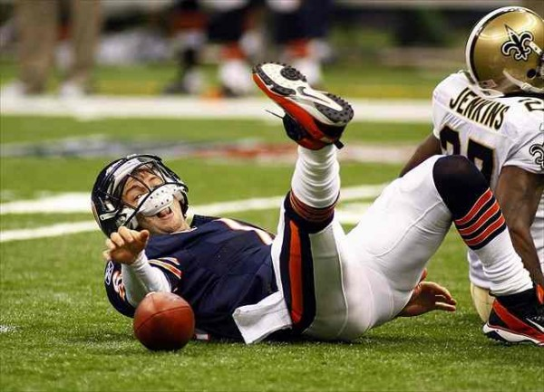 new orleans saints carve up chicago bears nfl 2014 images