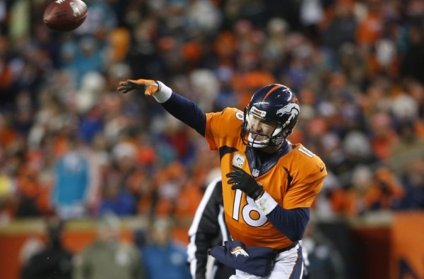 peyton manning kills denver versus buffalo nfl images 2014