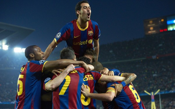 sergio busquets most overrated soccer player 2014
