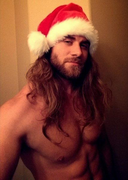 sexy santa jared let shirtless men images 2014 460x640