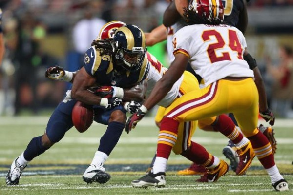 st louis rams beat washington redskins 2014 nfl images