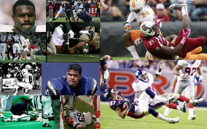 10 Worst Football Injuries   Movie TV Tech Geeks News