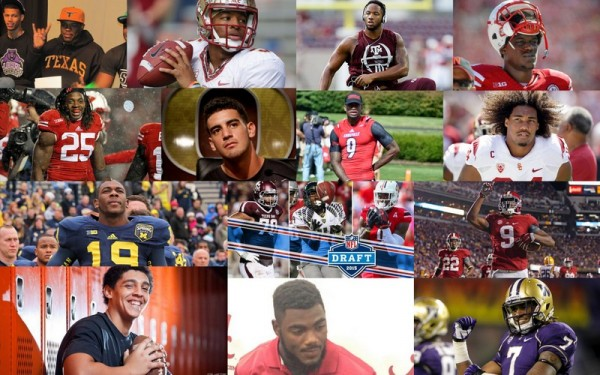 2015 NFL Top Draft Picks Images