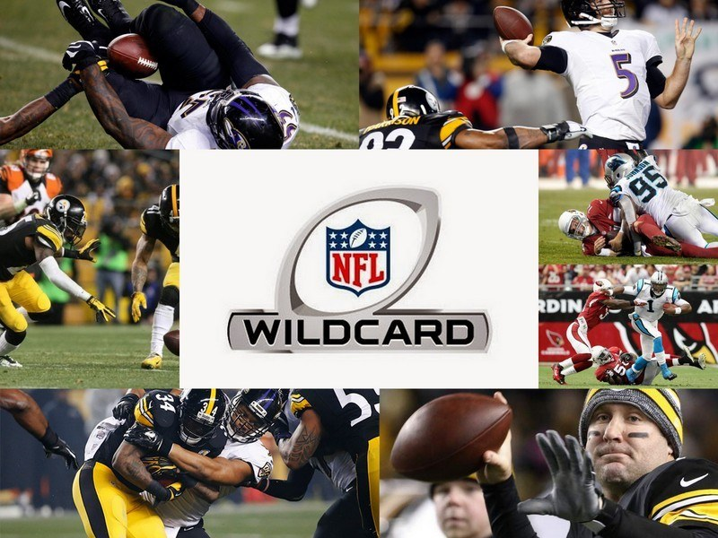 63fdc783f NFL Wild Card Weekend Recap Pt 1: Whiplashed Steelers & QBless Cards ...