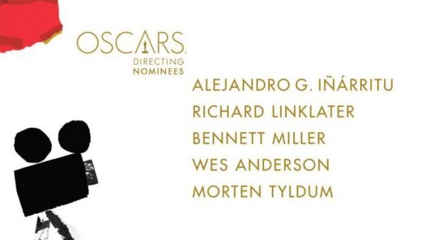 Director oscar noms 2015