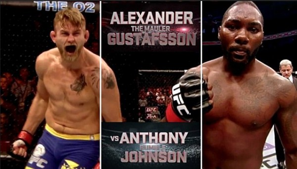 alexander gustafsson vs anthony johnson ufc fight night stockholm 2015