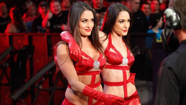 bella twins from total divas 2015
