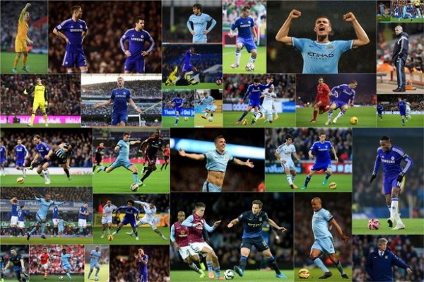 chelsea vs manchester city preview game week 23 2015 images