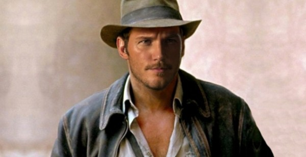 chris pratt taking on indiana jones for disney 2015 images