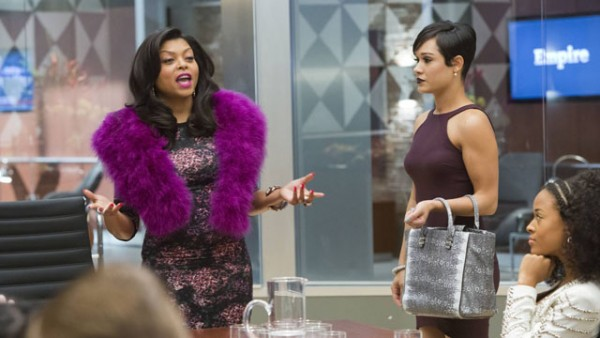 cookie with anika on empire fighting 2015 recap images