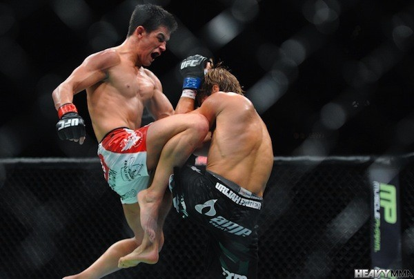 dominic cruz best ufc fighter 2014 2015