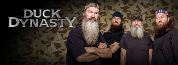duck dynasty best reality shows of 2014
