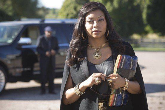 empire taraji henson works her cookie lyon images
