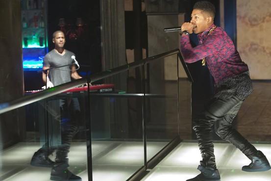 empire tv show hot black men singing bout bulge 2015