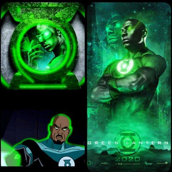 green lantern movie for tyrese gibson campaign 2015 images