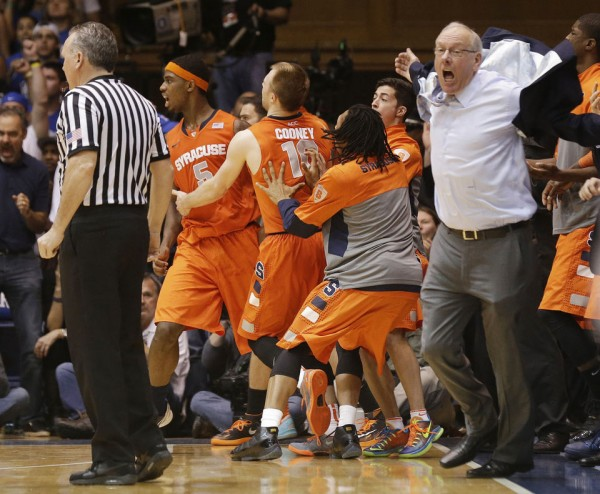 jim boeheim syracuse basketball coaches nba should study 2015 images