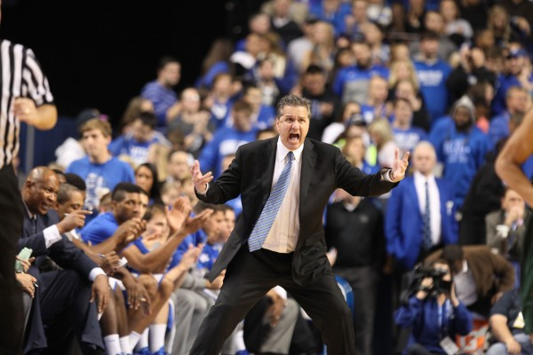 john calipari kentucky basketball coaches nba should study 2015 images