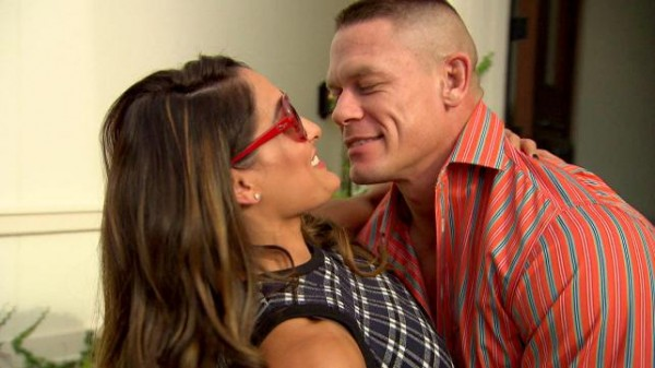 john cena bulge comes with nikki bella for total divas 2015 images