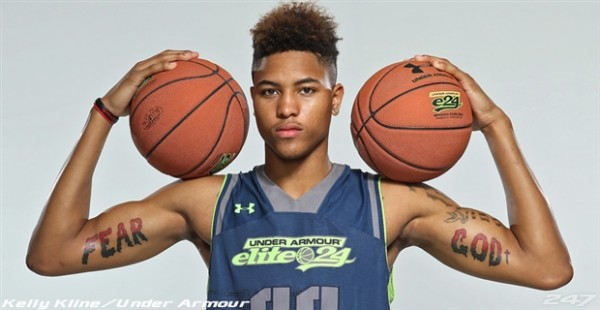 kelly oubre jr most overrated college basketball players 2014