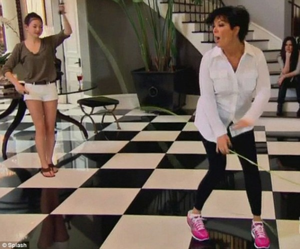 kris jenner leaky bladder problems for kardashians