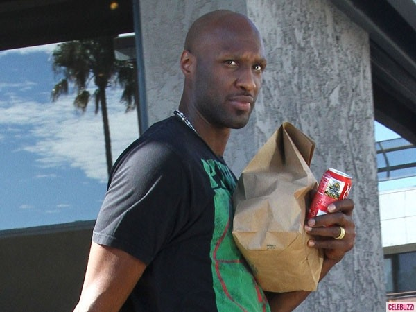 lamar odom urine fetish for khloe kardashian