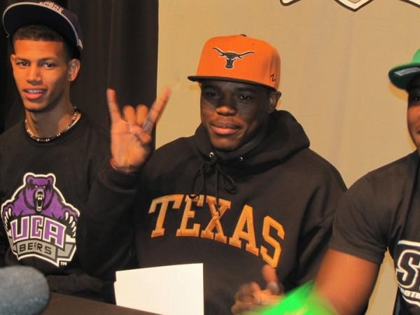 malcolm brown texas 2015 top nfl draft picks