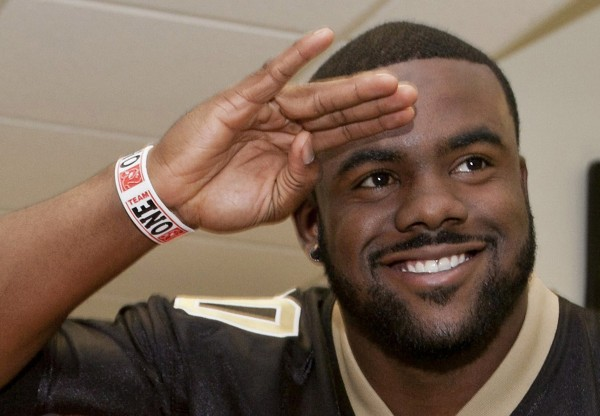 mark ingram staying with nfl new orleans saints fantasy football 2015