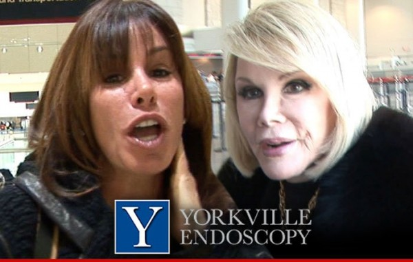melissa rivers suing yorkville endoscopy over joan rivers death 2015 movie tv tech