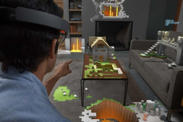 microsoft hololens not just a gimmick