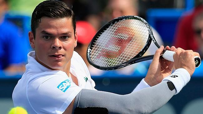 Raonic Tennis
