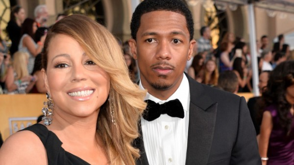 nick cannon mariah carey divorce official images