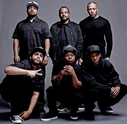 nwa straight outta compton movie 2015