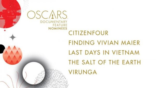 oscar noms for Documentary Feature 2015