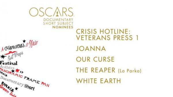 oscar noms for Documentary Short 2015