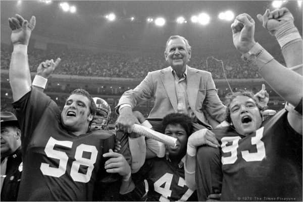 paul bear bryant what makes a great football coach 2015