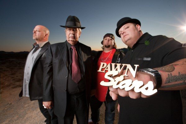 pawn stars best reality shows of 2014