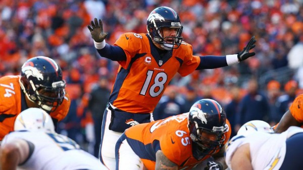 peyton manning retiring from broncos 2015 images