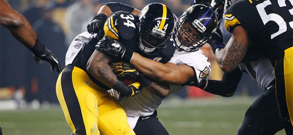 pittsburgh steelers versus baltimore nfl wildcard 2015 images